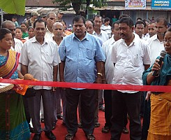 District Level Handloom Expo Kachugaon 2012